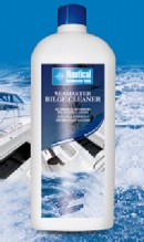 bilge cleaner modified